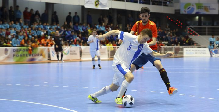 Physical performance of Finnish Futsal players, analysis of intensity and fatigue in official Futsal games