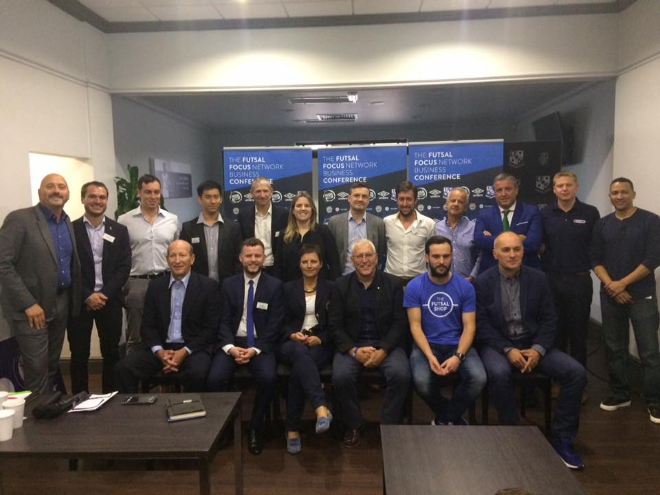 Futsal Focus Network Business Conference