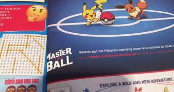 The English FA and Pokemon launch content for the National Futsal programme