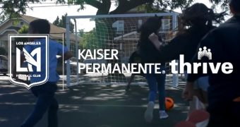 LAFC & Kaiser Permanente To Refurbish Futsal Courts Across Los Angeles