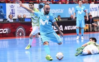 Futsal legend Ricardinho will leave Inter Movistar at the end of the season
