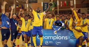 Solomon Islands win OFC Futsal Final thriller against New Zealand