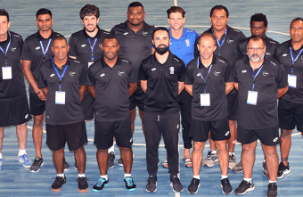 Oceania Football Confederation and Futsal development in the Pacific