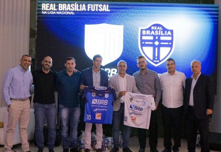 Introducing Brasilia's representative club in the National Futsal League 2020