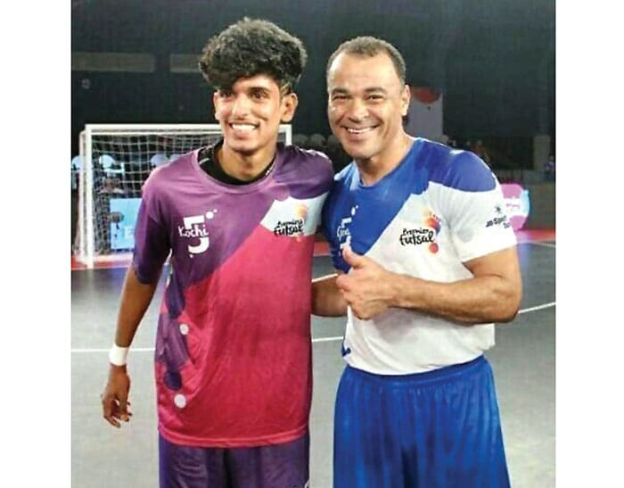 Indian Futsal player signs for Italian team Rhibo Fossano in Serie B