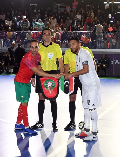 FIFA Futsal World Cup qualifiers kicked off in Africa