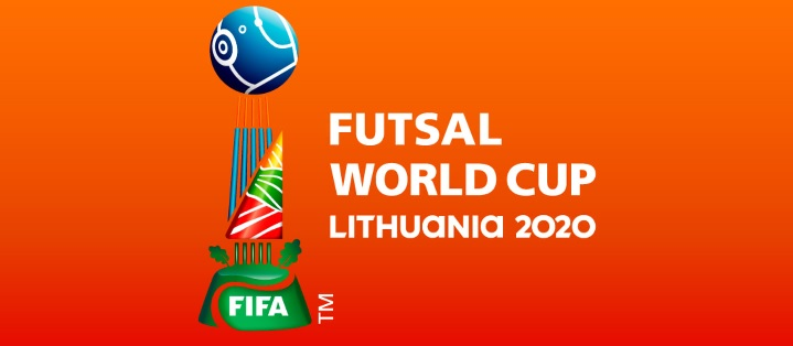 It begins: Official Emblem revealed for FIFA Futsal World Cup Lithuania 2020