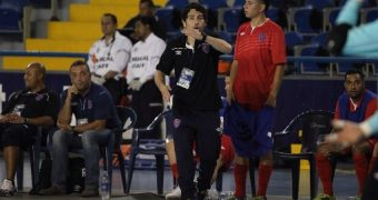 Roy Blanche joins the staff of the Saudi Arabia National Futsal team