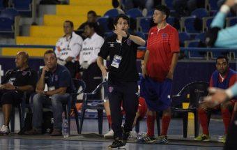 Roy Blanche joins the staff of the Saudi Arabia National Futsal team
