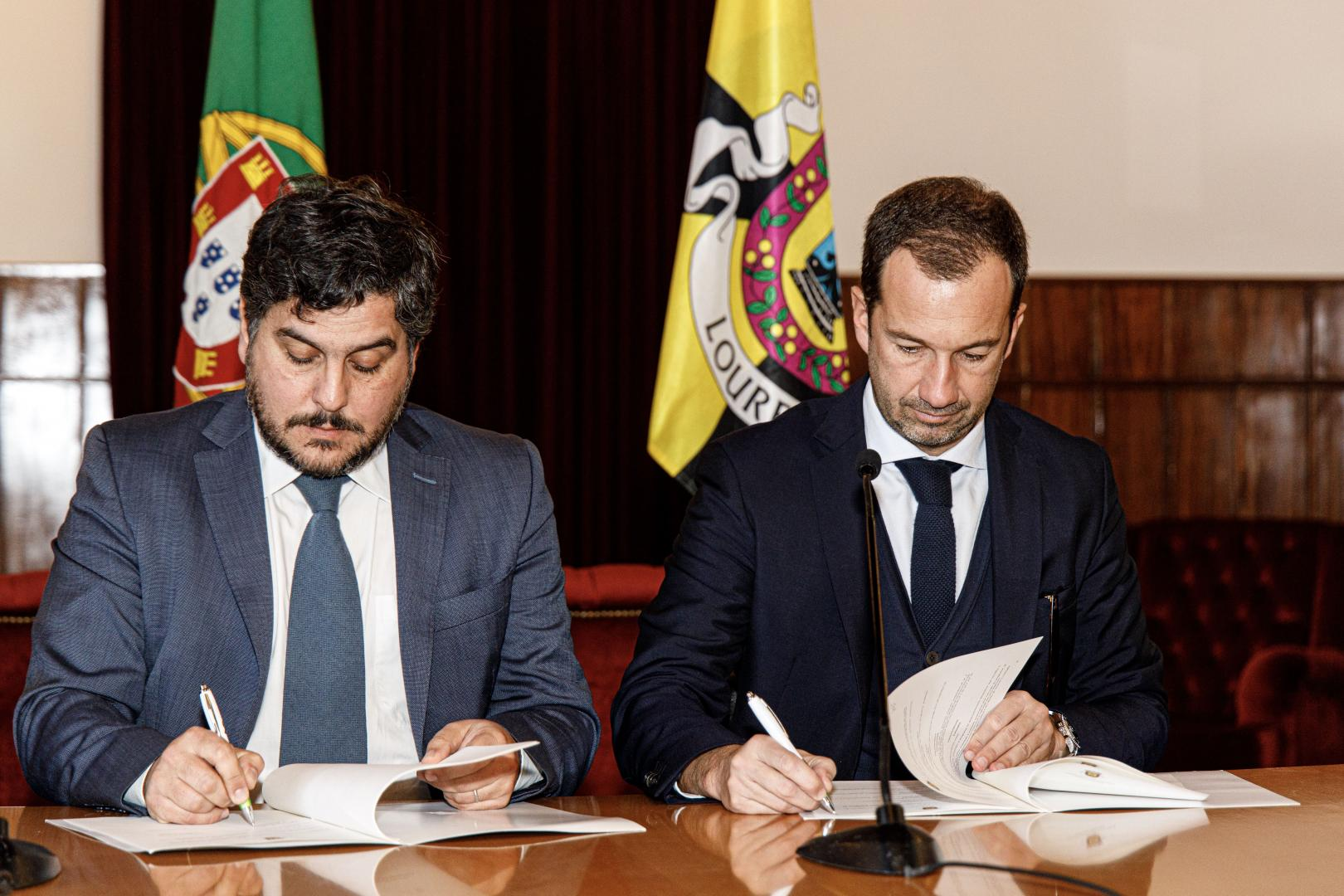 Sporting Clube de Portugal and Loures City Council renew their relationship