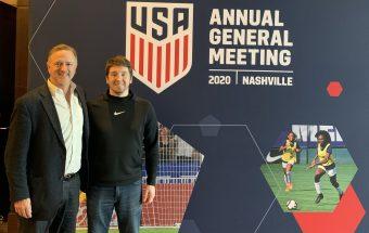 U.S. Soccer Federation admits United Futsal