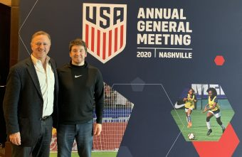 U.S. Soccer Federation admits United Futsal