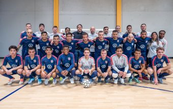 U.S.A preparing for 2020 Concacaf Futsal Championship