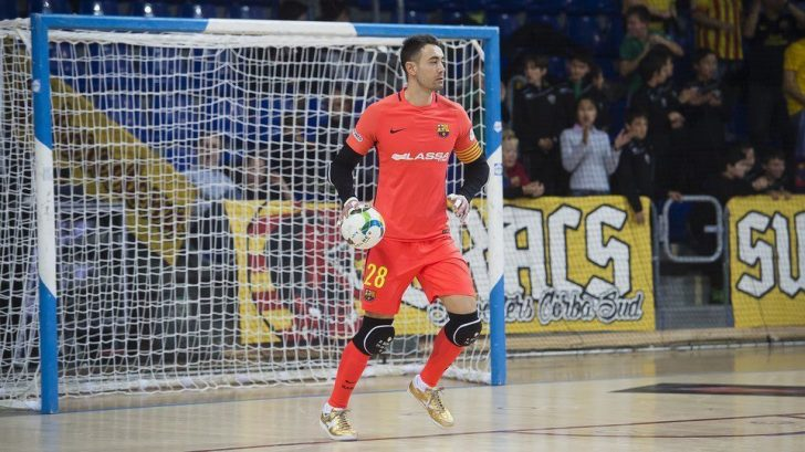 The Influence of a Futsal Goalkeeper as an Outfield Player on Defensive Subsystems in Futsal
