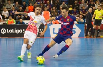 The LNFS requests the CSD to qualify Futsal as a professional sport