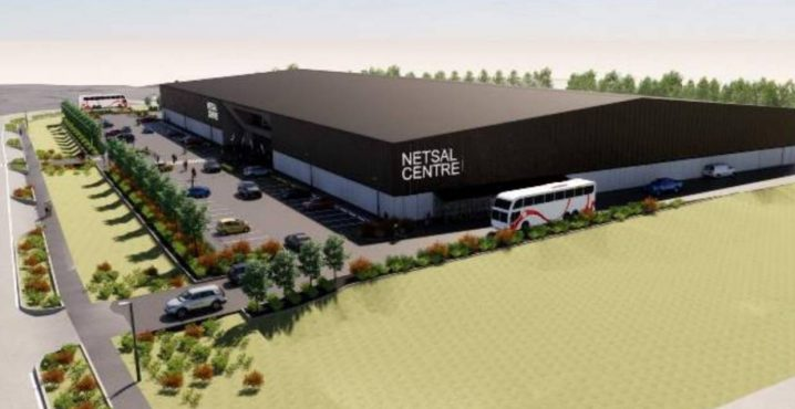 A new 20 million netball and futsal facility gets go ahead in Christchurch, New Zealand
