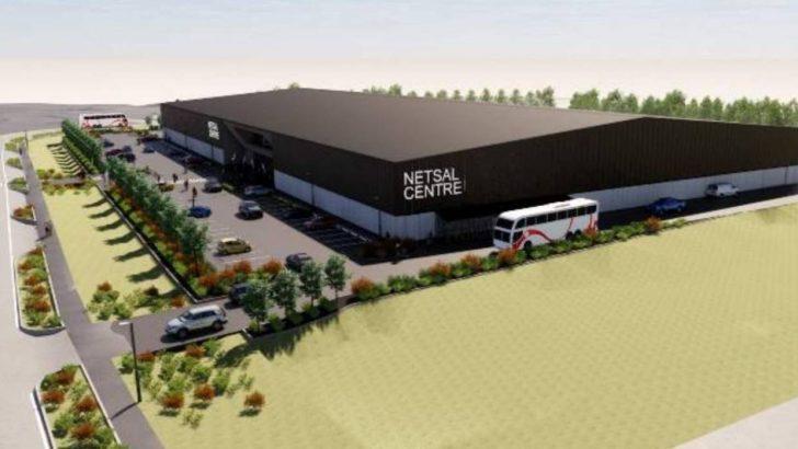 A new 20 million netball and futsal facility gets go ahead in Christchurch, New Zealand