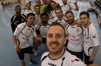 "Andre Caro ""Futsal opened doors for me in Brazil, Australia and now takes me to the UAE"""