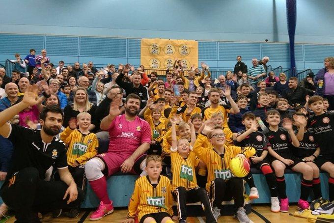 Cambridge Futsal Club needs your support for their season ahead