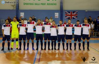 A year ago the UK sent its first diabetes futsal team to the European Futsal Championships (Diaeuro)