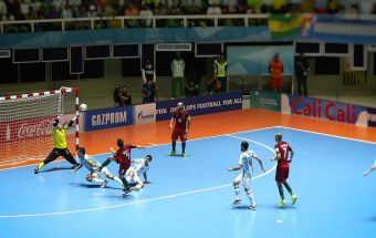 Andy Reading gives FIFA an expert view on Goalkeepers in futsal