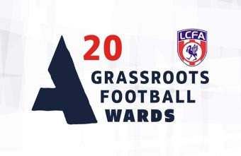 Liverpool County FA wins Grassroots Project of the Year Award for Futsal League