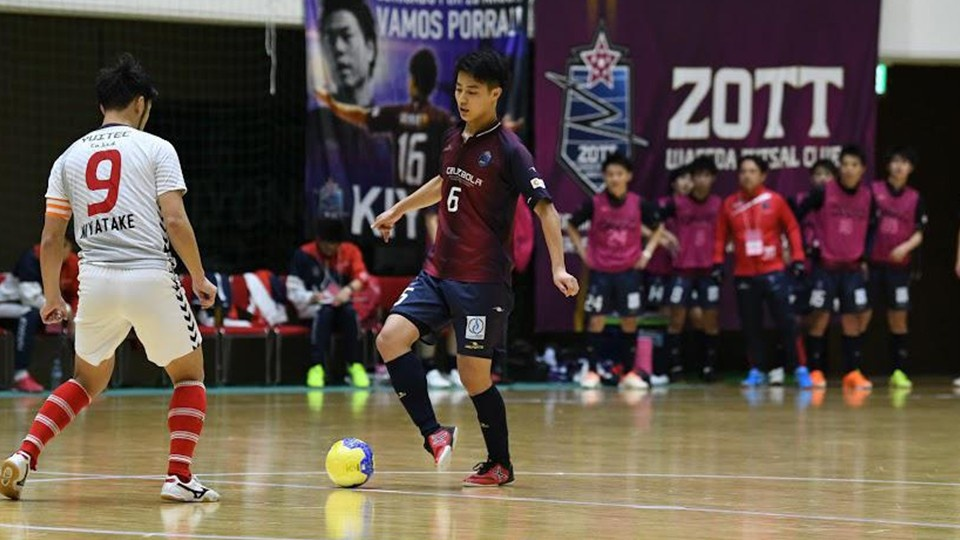 Japanese players Masashi Osawa and Morioka Kaoru sign for Spanish futsal clubs