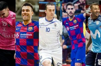 Pito completes the ideal LNFS team of the 2019-20 season