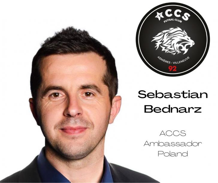 New Club Ambassador Joins ACCS Futsal Club in Poland