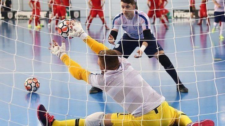 Petition to change FIFA rule regarding futsal goalkeepers protective equipment