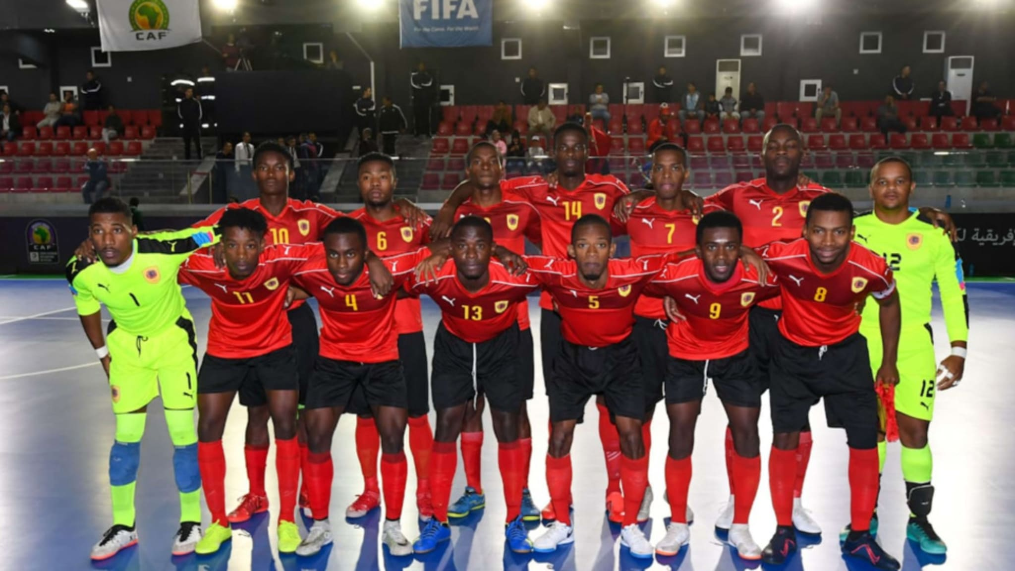 A vision for the future of futsal in Angola, Africa and beyond