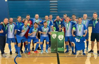 Blue Magic wins FAI Futsal Cup and Sparta withdraws from IFA play-offs