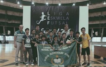Futsal is rapidly growing in the Philippines