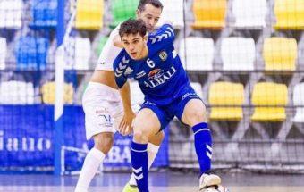 Juanan named revelation player of the LNFS 2019-20 season