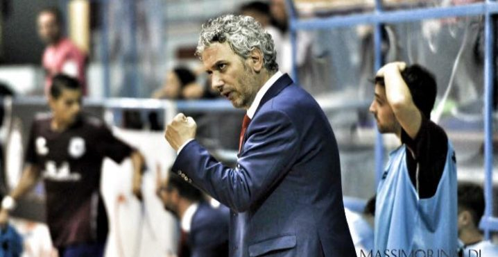 Massimiliano Bellarte is the new coach of the Azzurri