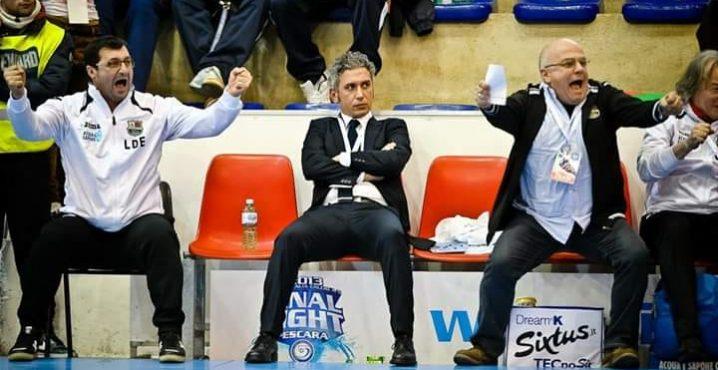"Massimiliano Bellarte ""Promote futsal for futsal player development, not football"""