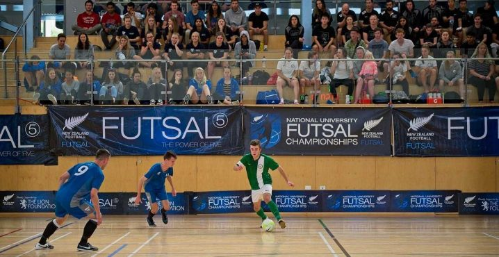 Futsal development in New Zealand 2020