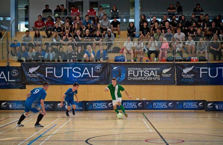 Futsal development in New Zealand 2020
