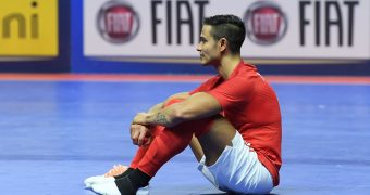 UEFA Futsal EURO qualifiers and the England national futsal team
