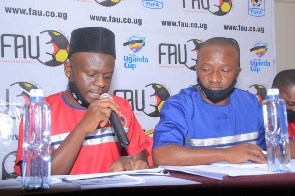 Futsal Association Uganda gears up preparations for a new dawn