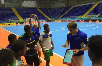 """Juliano Antonio Schmeling """"Football is becoming more and more a futsal game"""""""