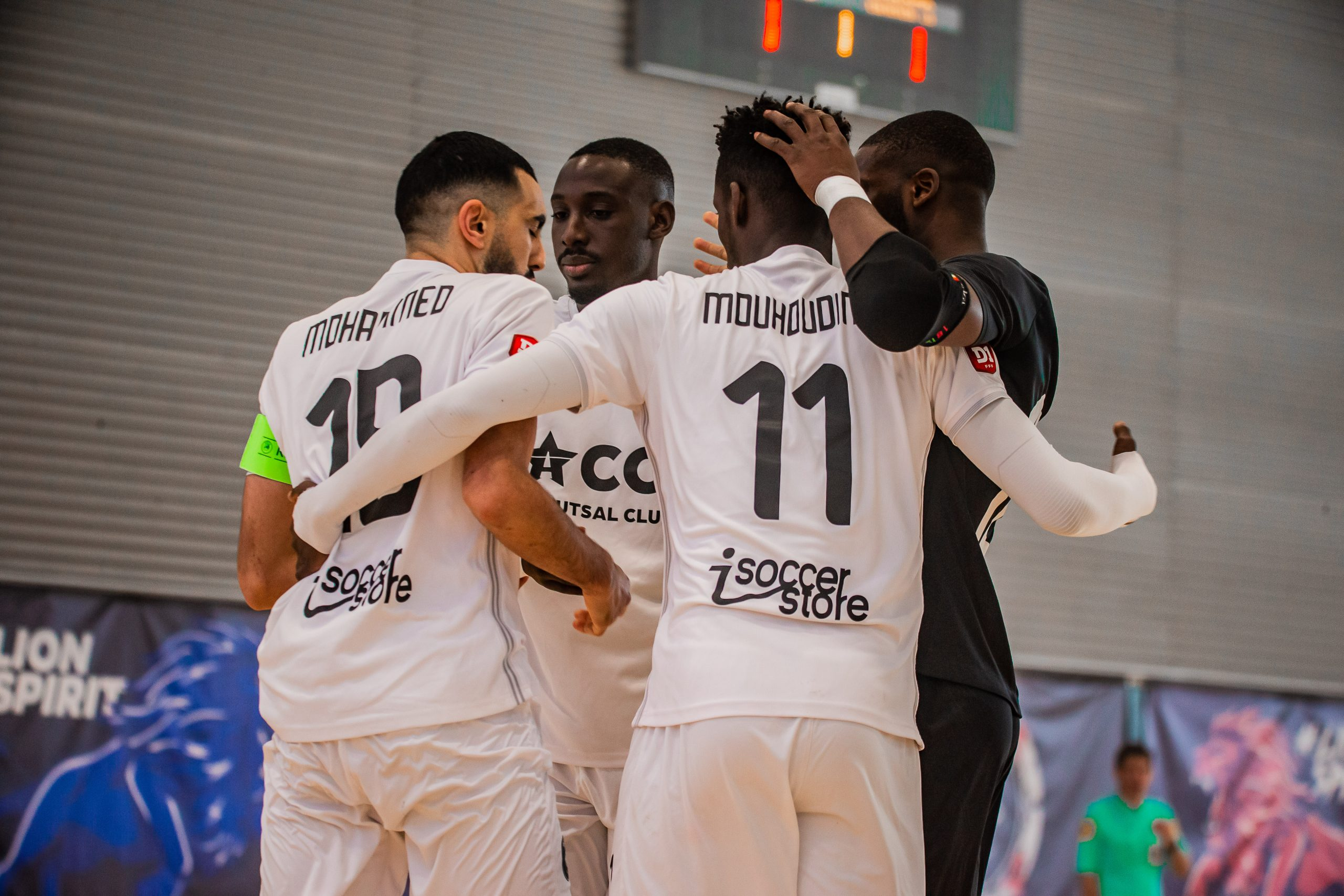 ACCS Futsal Club … the journey so far