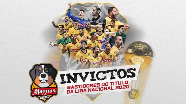 Magnus Futsal 'INVICTOS' web series now available online to watch!