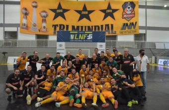 Magnus Futsal are undefeated National League champions