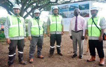 The Solomon Island's futsal facility dream to commence construction in 2021