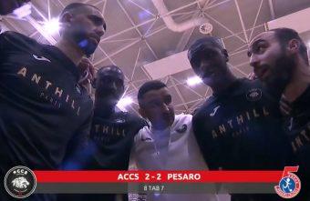 A penalty shootout sees ACCS progress in the UEFA Futsal Champions League