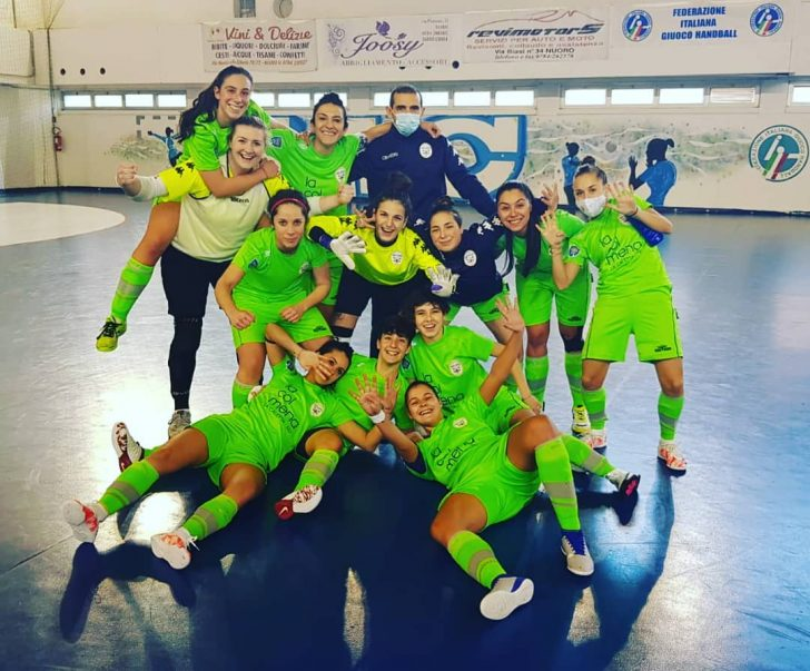 Meet Alice Evans Great Britain's first professional female futsal player