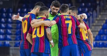 UEFA Futsal Champions League round of 32 kicks off with Barça and Prishtina
