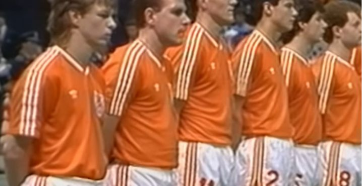 When Brian Laudrup played at the 1989 FIFA Futsal World Championship