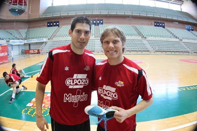 Finnish Futsal International Panu Autio nominated for Role Model Award by Finnish Sports